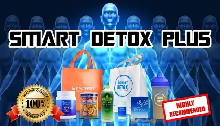 Program Detoksifikasi Smart Detox